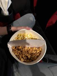 DAMN this is the best popcorn ever