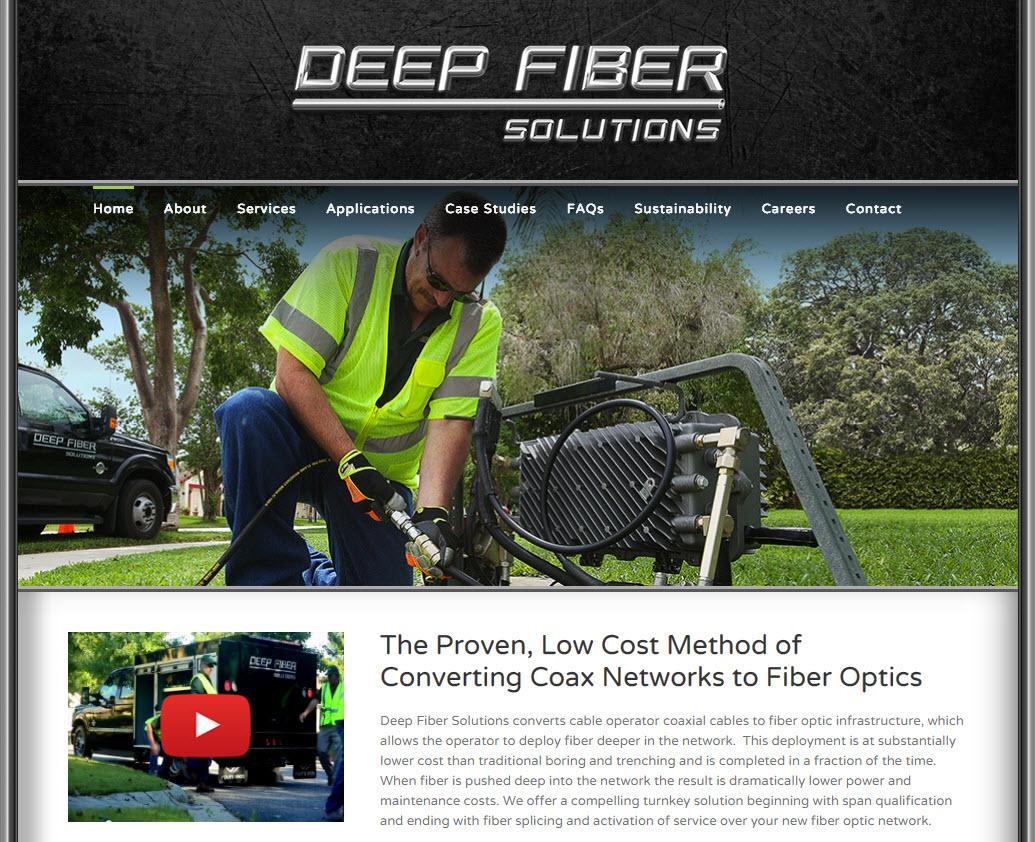 deep fiber solutions it