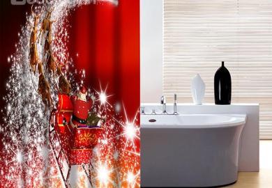 Bathroom Shower Curtains