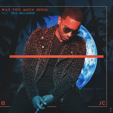 way too much remix album cover