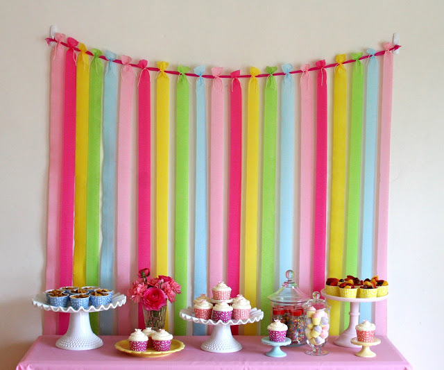Kids Birthday Party Ideas on budget