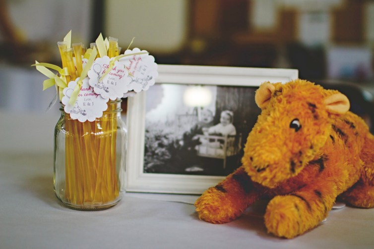 Classic Winnie the Pooh Party ideas
