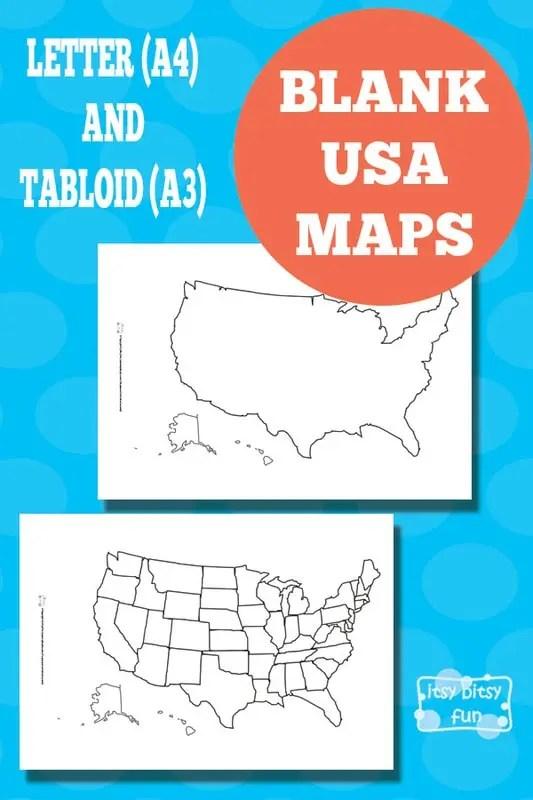 Additionally, tourists like to check out… Blank Usa Map Itsybitsyfun Com