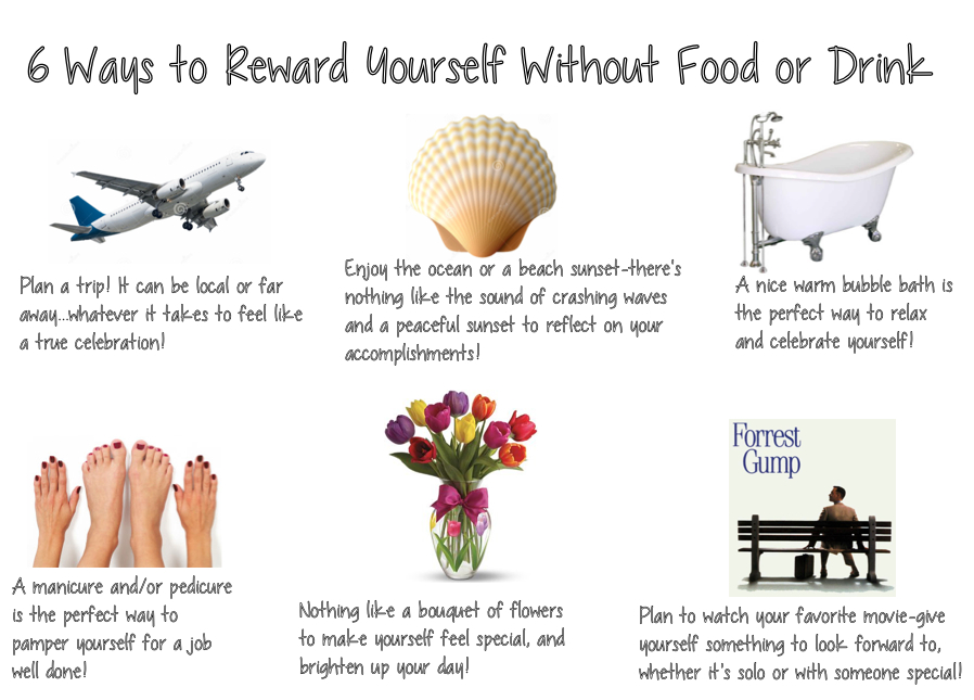 Reward Yourself!