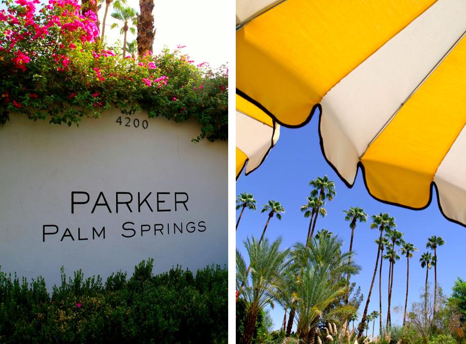 palm springs sister trip