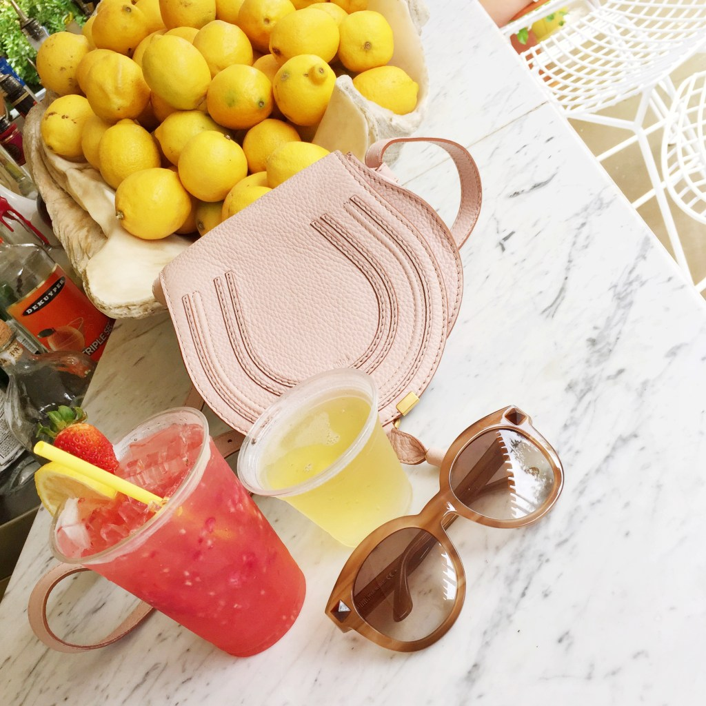 lemonade stand parker palm springs, itsy bitsy indulgences
