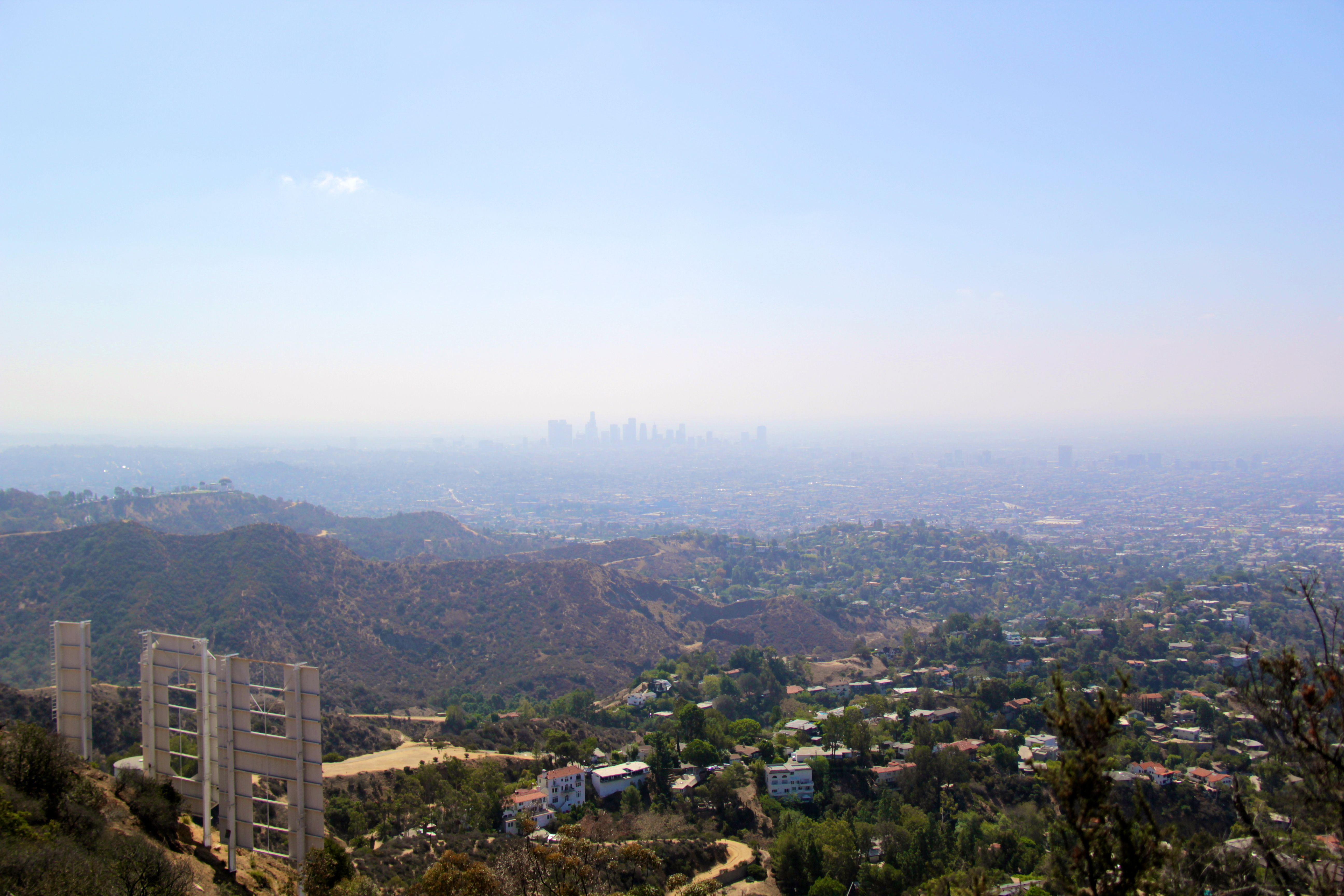 hollywood hills, itsy bitsy indulgences