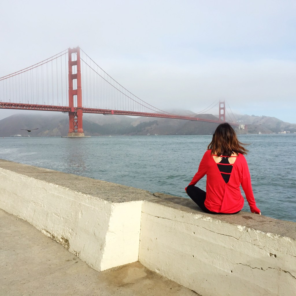 golden gate bridge, itsy bitsy indulgences