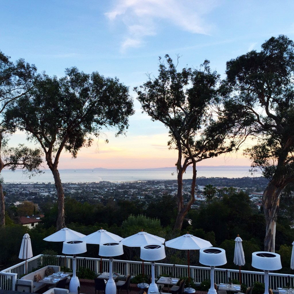 santa barbara sunset, itsy bitsy indulgences