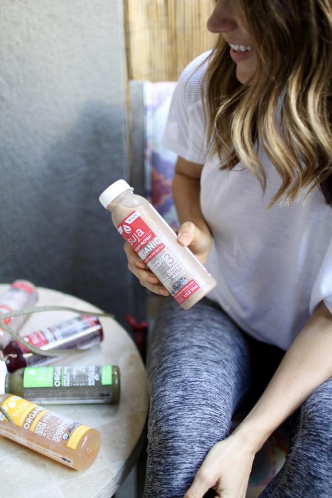 suja juice cleanse review, itsy bitsy indulgences