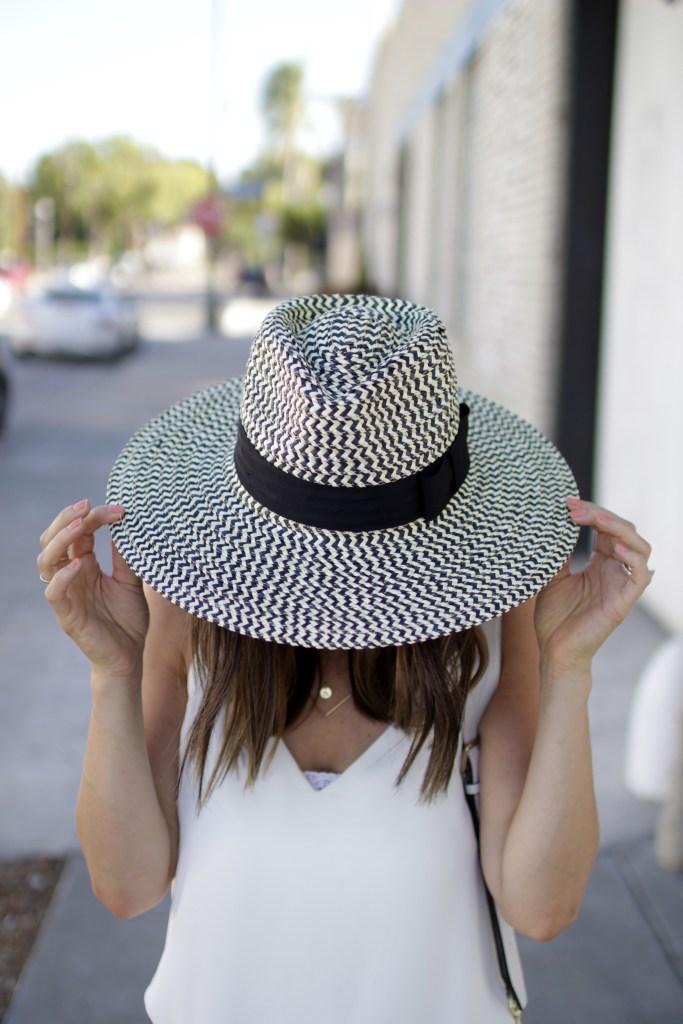 brixton hat, itsy bitsy indulgences