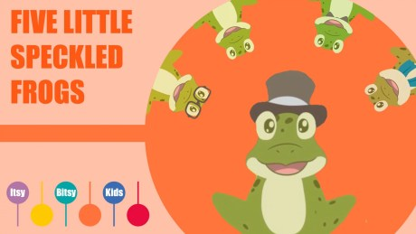 Five Little Speckled Frogs Sheet Music With Chords And Lyrics