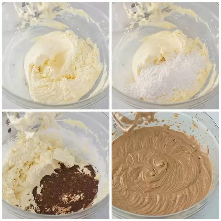how to make chocolate banana cupcakes step by step