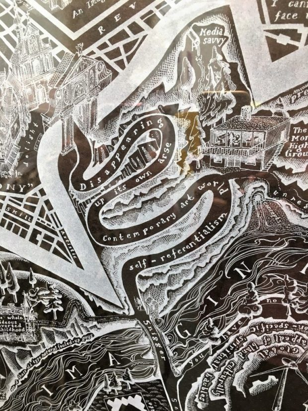 Frieze Art Fair - Grayson Perry (detail)