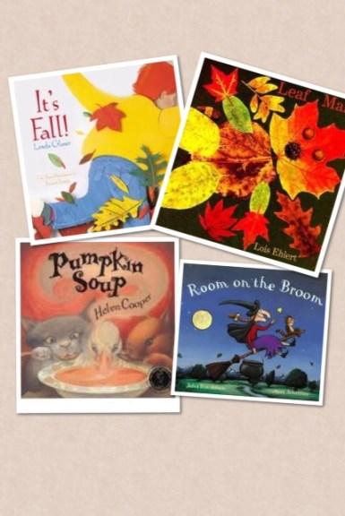 Fall Season Brainstorm