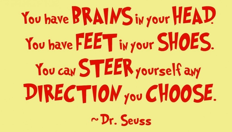 Favorite Dr. Suess Quotes
