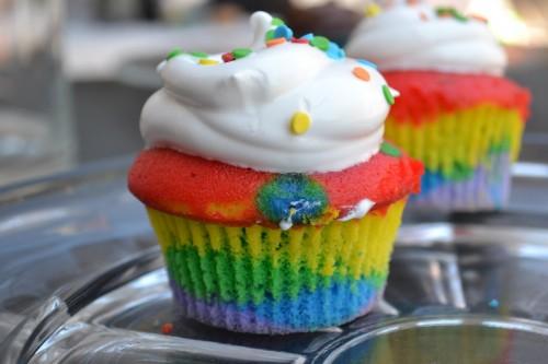 Rainbow Cake Inspiration