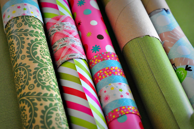 Uses for Leftover Wrapping Paper
