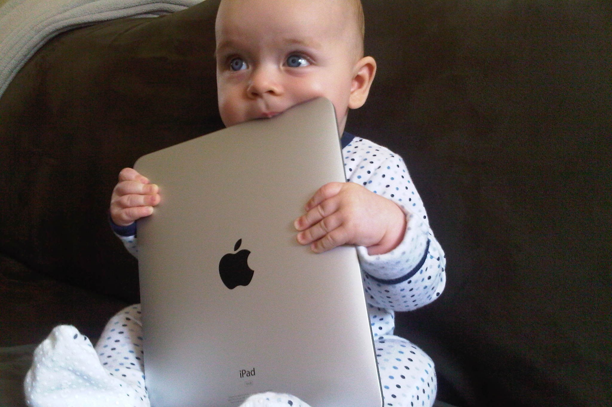 What if Apple Made Baby Products