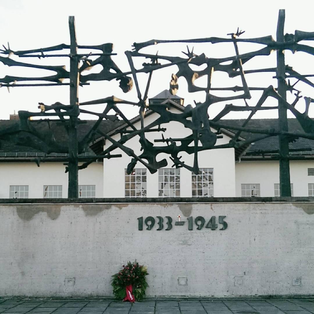 慕尼黑之旅Day2–達豪集中營,有 S1~S8 八條路線,加上看過相關的影片,慕尼黑市區 – travel alone in life