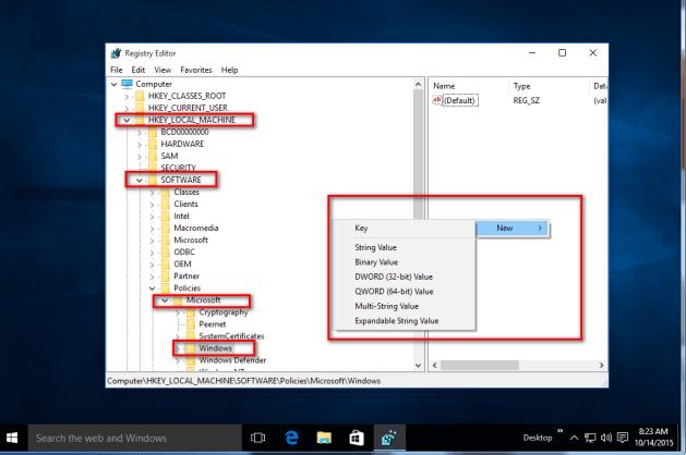 Turnoff-LockScreen- windows10