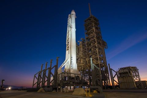 SpaceX-ի Flacon 9 հրթիռակիրը բարեհաջող Երկիր է վերադարձել