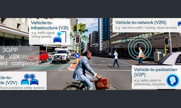 Les technologies V2I et V2V pour véhicules intelligents