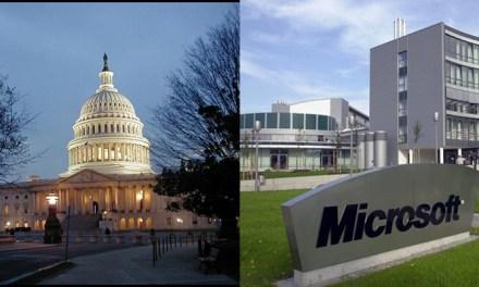 Microsoft et le gouvernement US : affrontements sur l'extraterritorialité