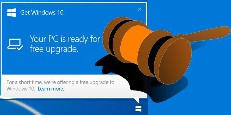 Attention Microsoft, jurisprudence…