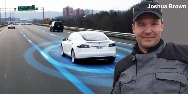 Le premier mort avec une voiture autonome