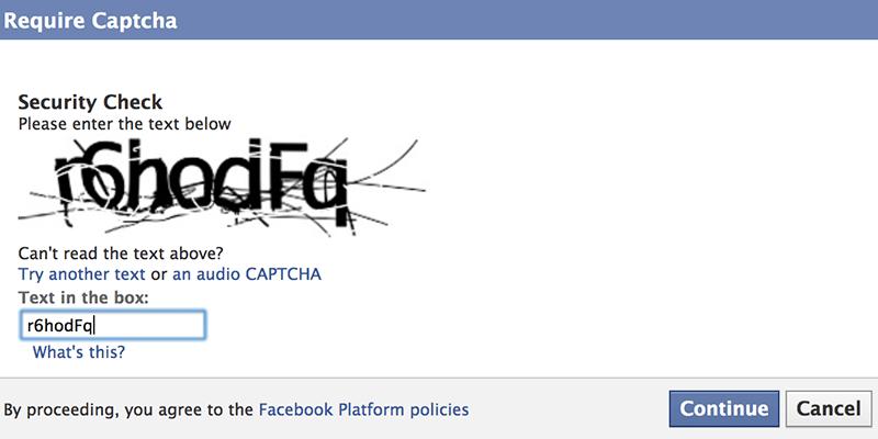 reCAPTCHA et le test de Turing