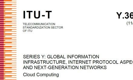 La première norme ITU pour le Big Data