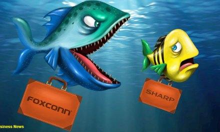 Sharp entre les mains de Foxconn