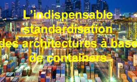 Les spécifications OCI 1.0 pour les containers