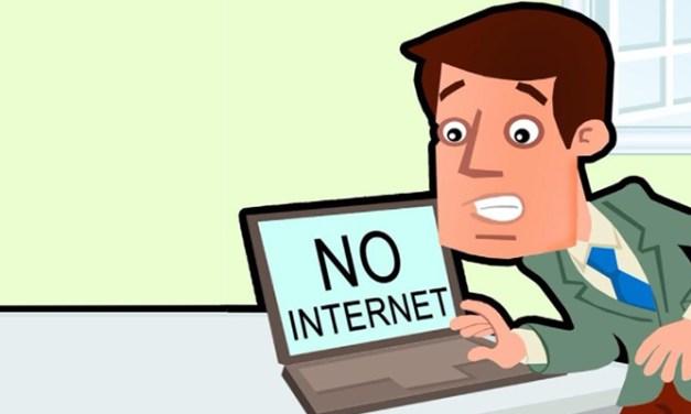 Imaginez qu'Internet ne fonctionne plus