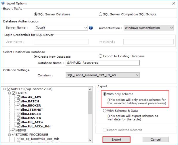 Fix Microsoft SQL Server Error 926