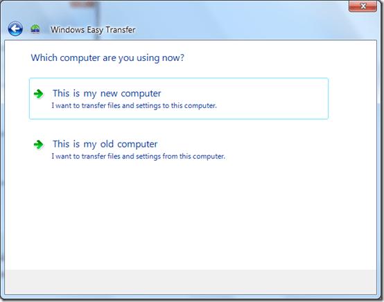 Choosing computers