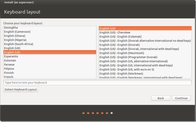 ubuntu language