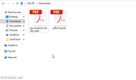 adobe reader default PDF app