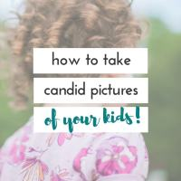 10 secrets to take candid pictures