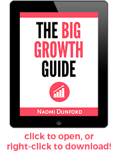 The Growth Guide!