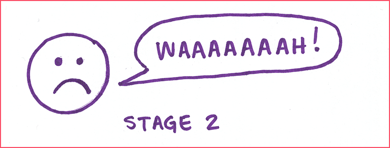 Writing A Book: Stage 2