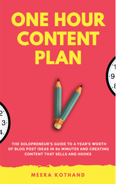 1-Hour Content Plan Copycat