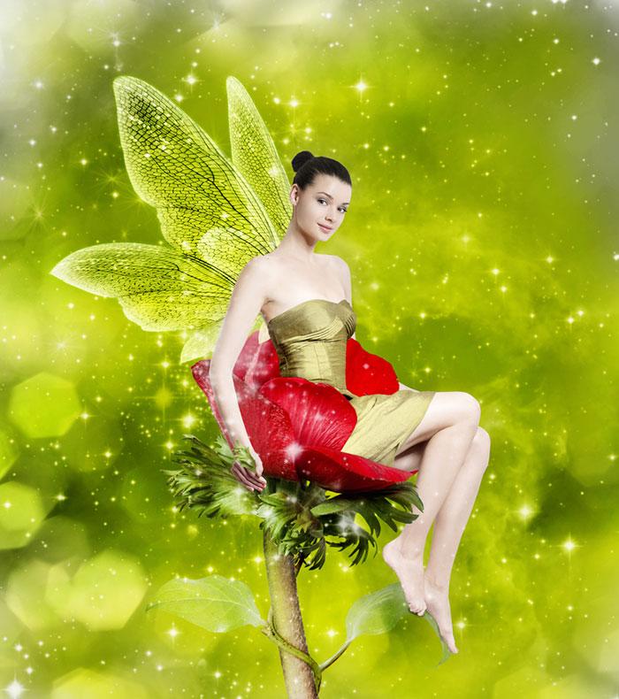 The Overwhelm Fairie