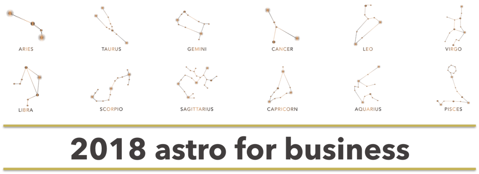 2018 business astro