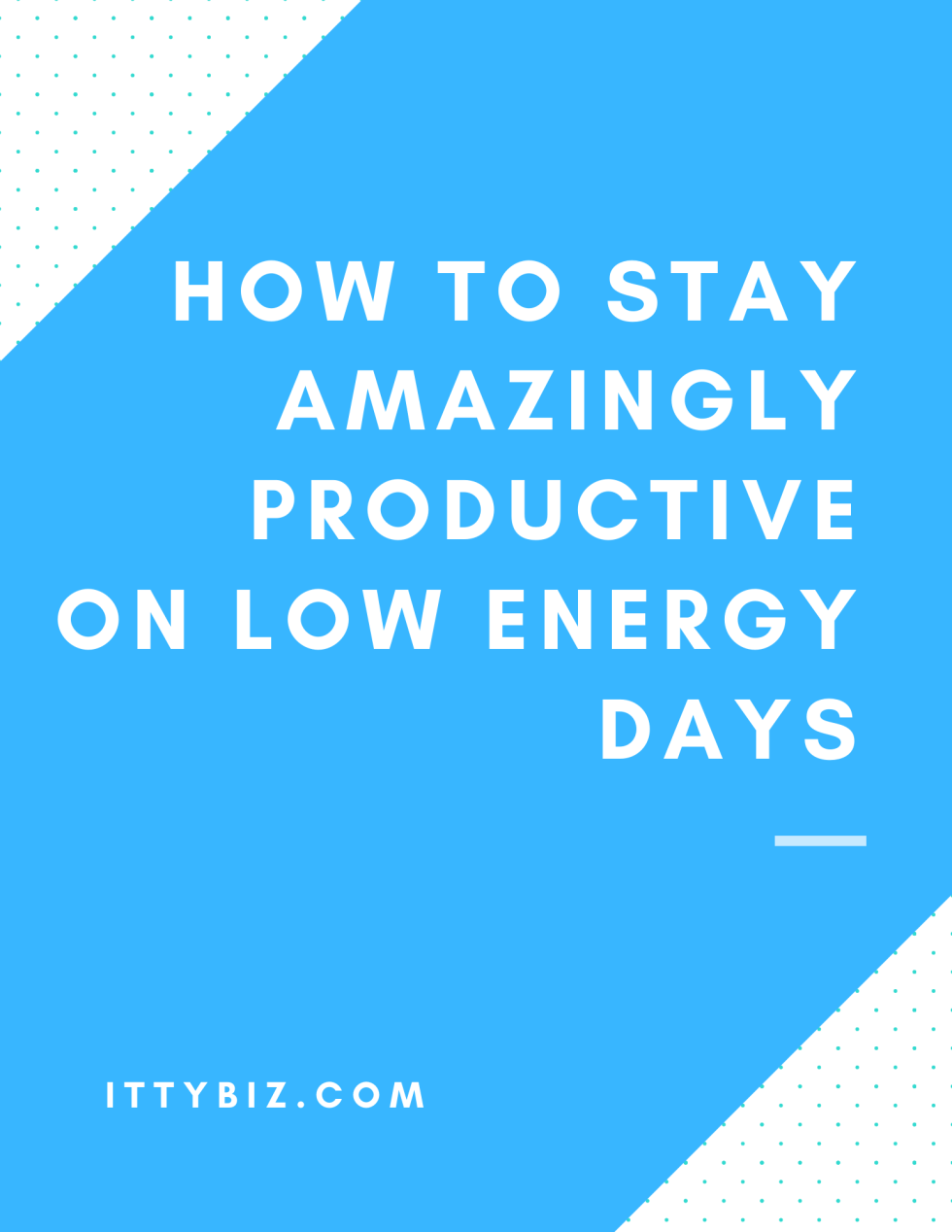 stay-productive