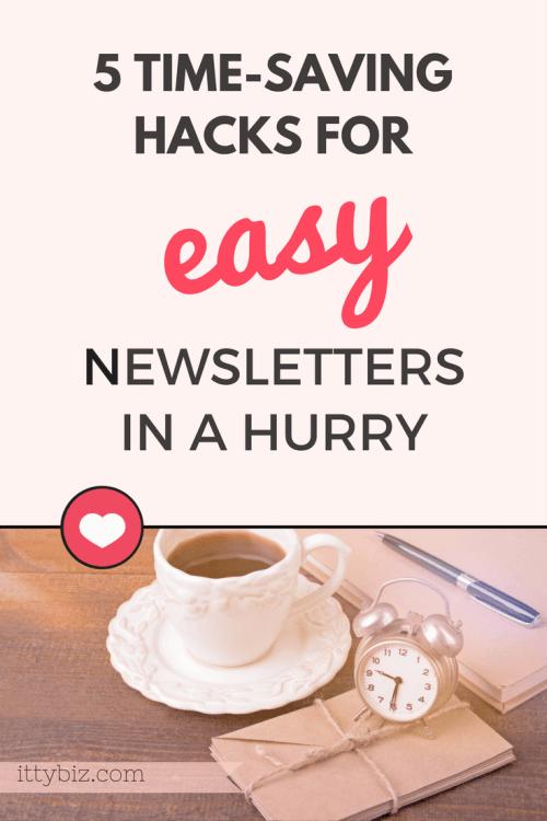 time saving email hacks