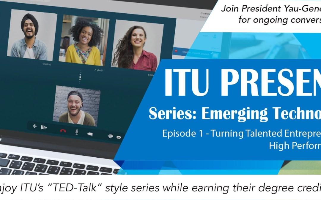 ITU Presents Episode 1