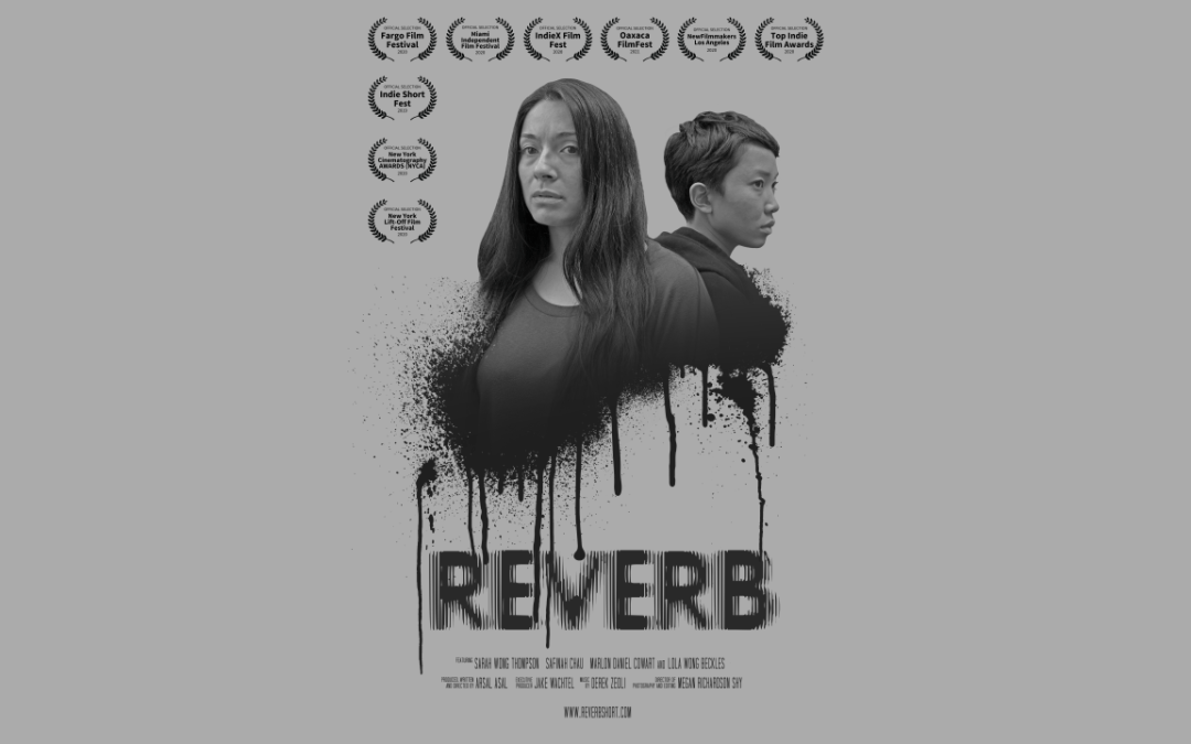 Reverb – news and homepage collage