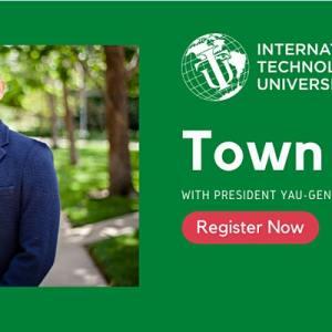 ITU Town Hall Meeting